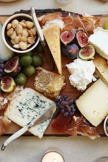 En fromagerie